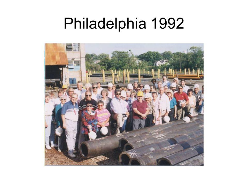 Philadelphia 1992