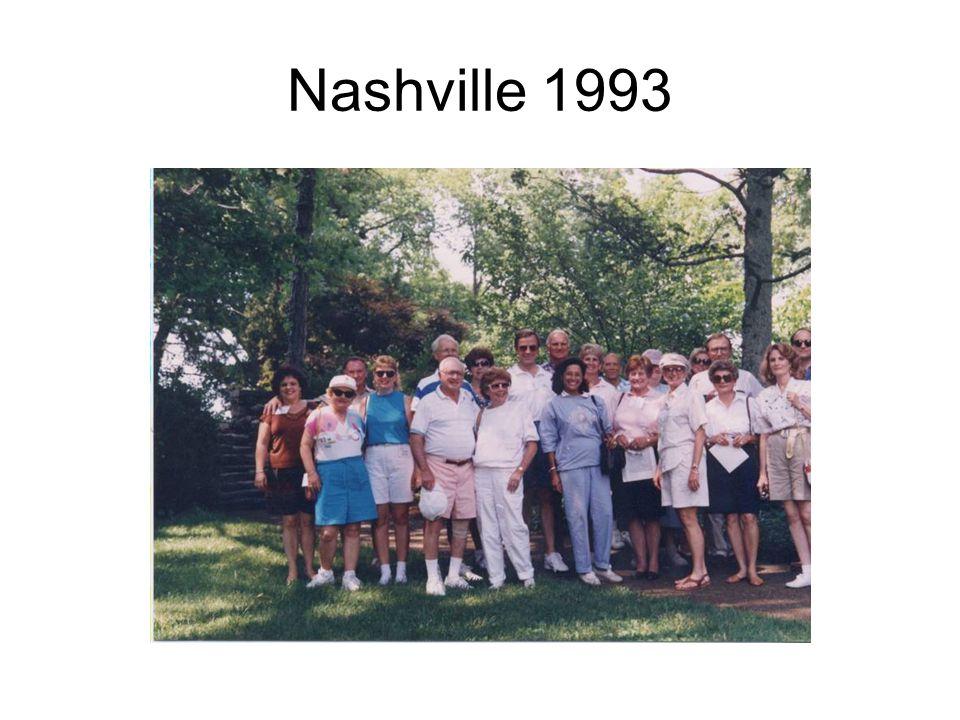 Nashville 1993