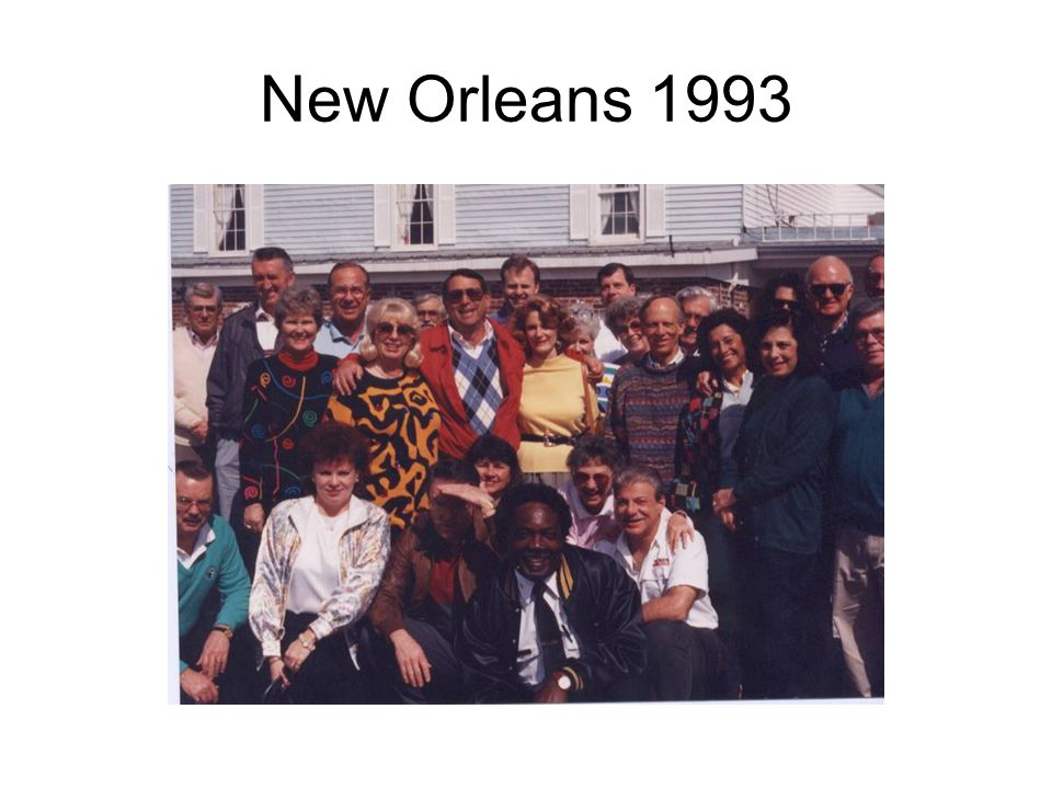 New Orleans 1993
