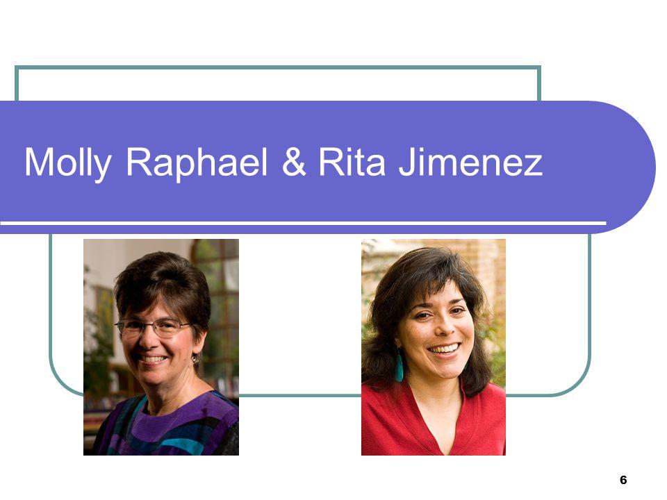6 Molly Raphael & Rita Jimenez