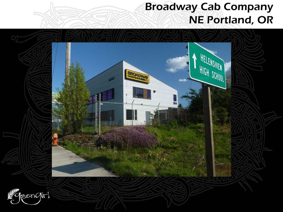 Broadway Cab Company NE Portland, OR