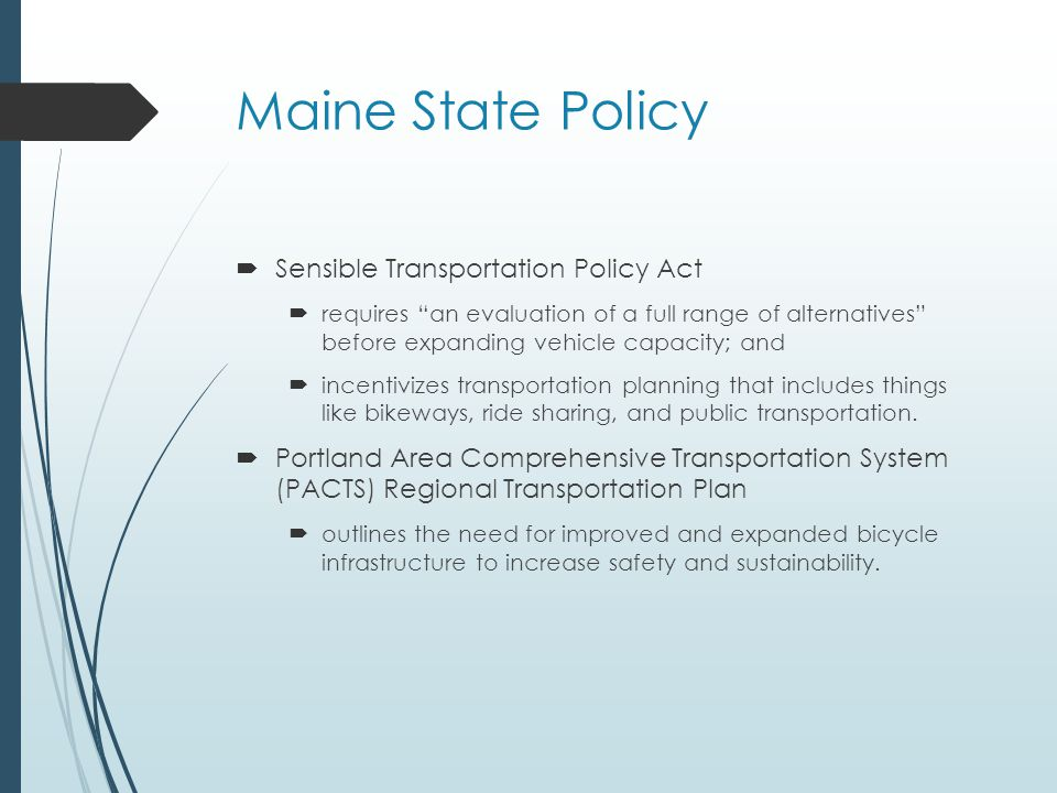 Beyond the final project  Make recommendations for steps that could increase the safety of the current bicycle infrastructure  Assess the safety of the proposed bicycle infrastructure