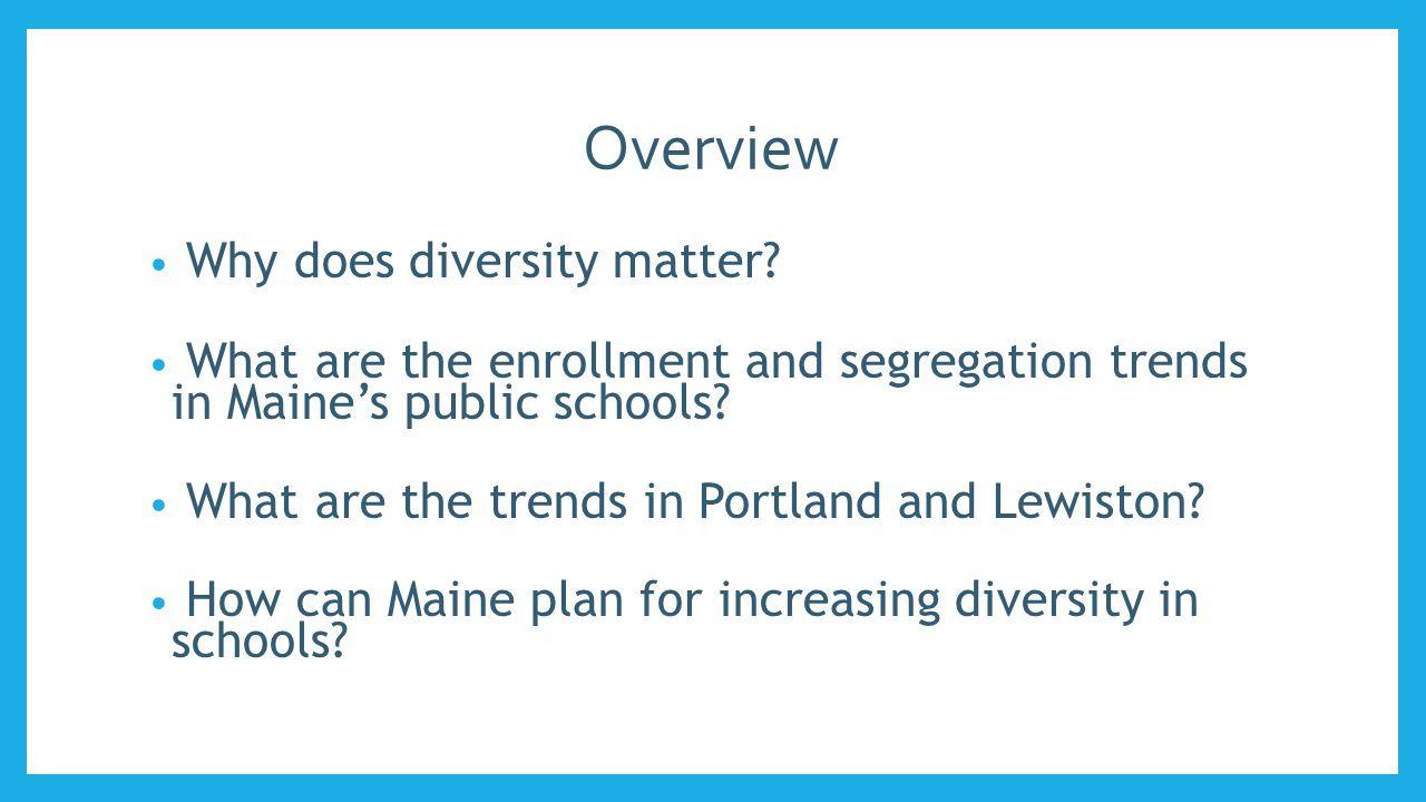 Socioeconomic Composition of Typical Student's School, Maine, 2010-2011