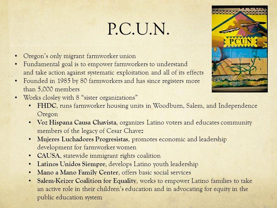 P.C.U.N.