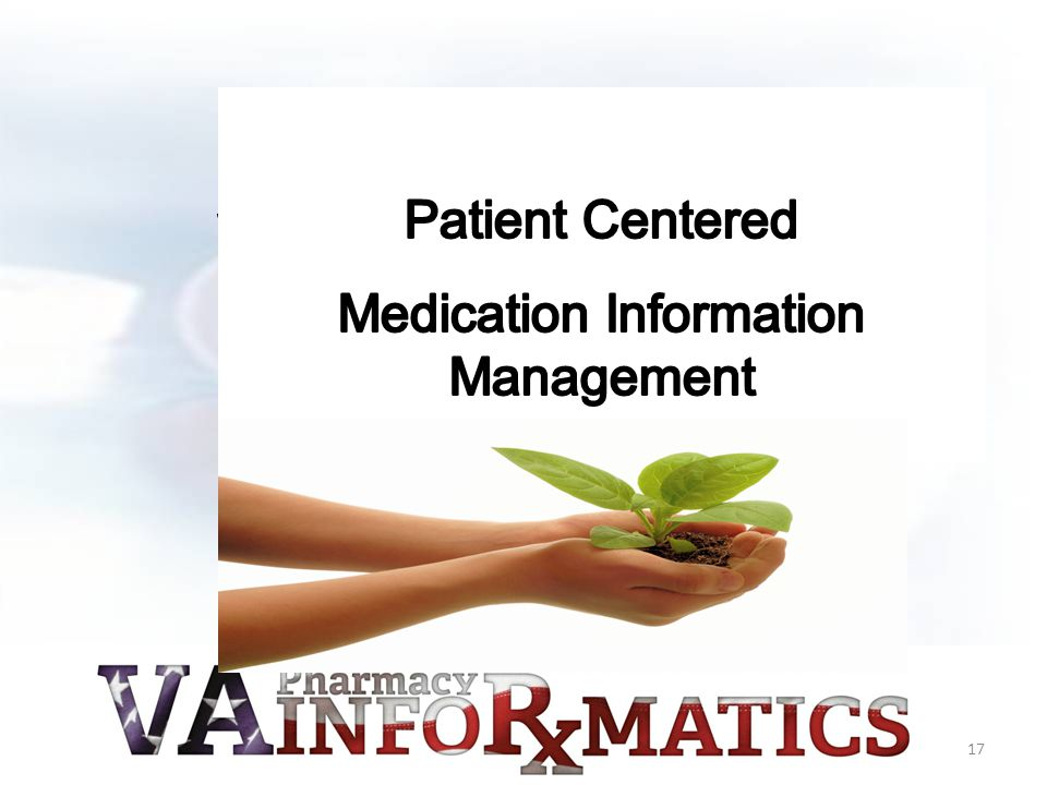 Ultimately, Medication Reconciliation will be so imbedded in our daily routine and consistent with the expectations of our patients that the campaign will become obsolete and the terms forgotten.