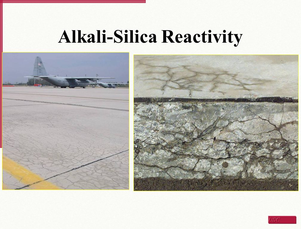 Alkali-Silica Reactivity