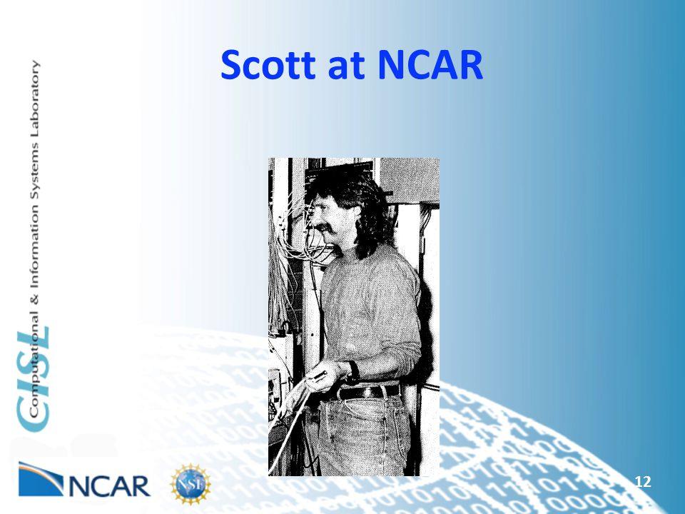 Scott at NCAR 12