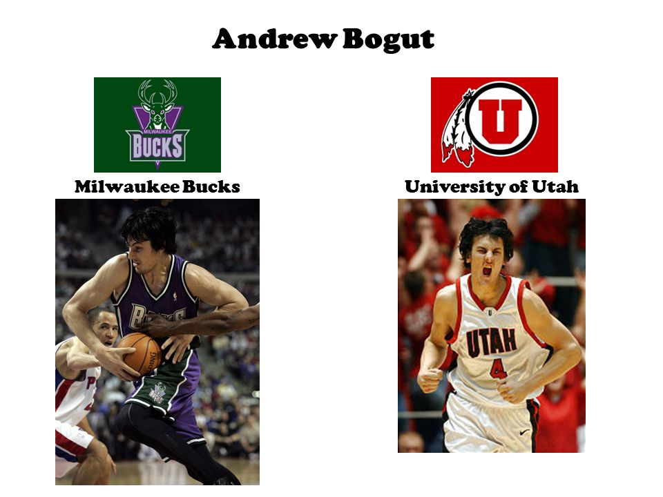 Andrew Bogut Milwaukee BucksUniversity of Utah