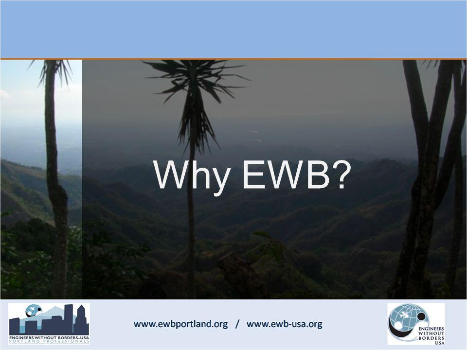Why EWB