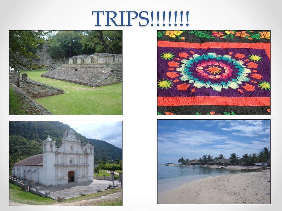 TRIPS!!!!!!!