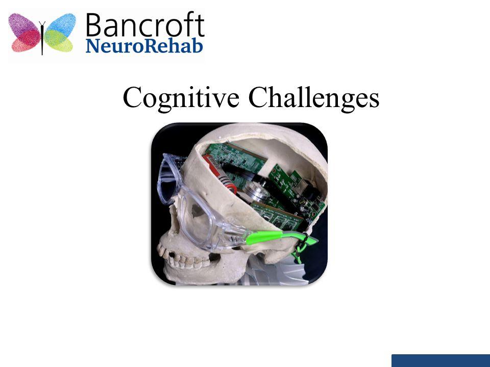 Cognitive Challenges