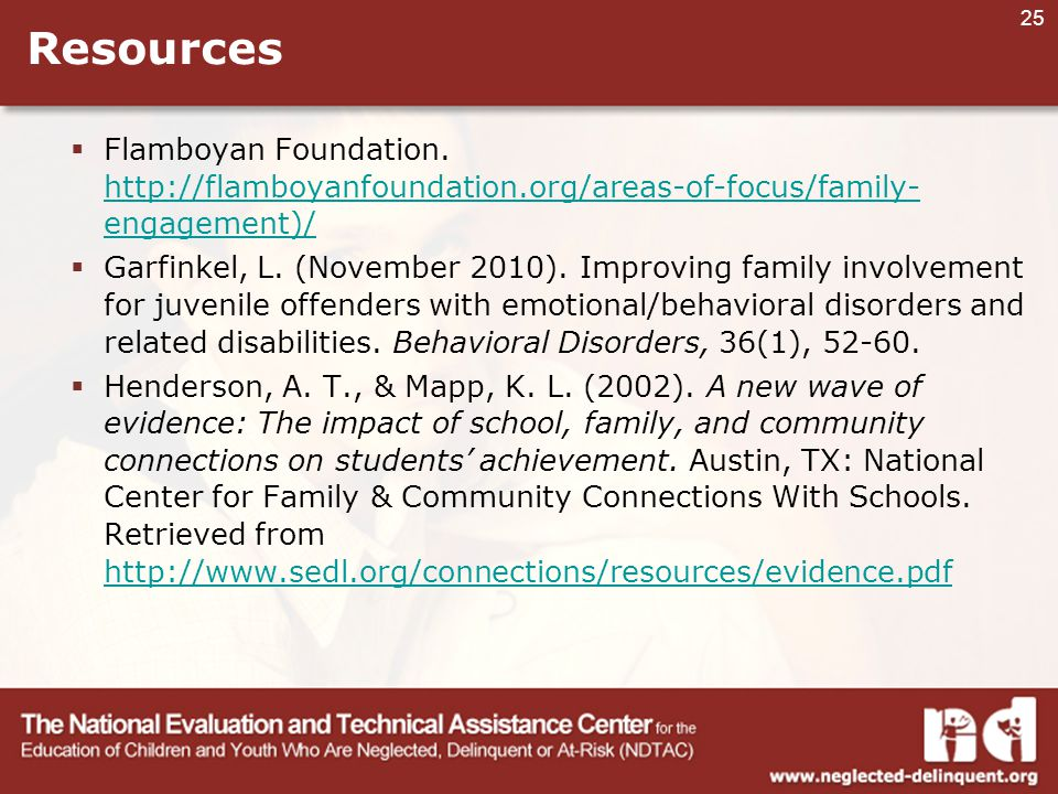 25 Resources  Flamboyan Foundation.