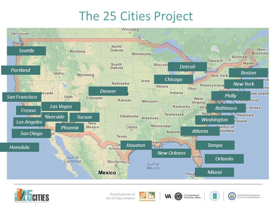 PARTNERS IN ORLANDO 25 CITIES