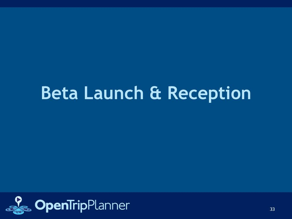 Beta Launch & Reception 33