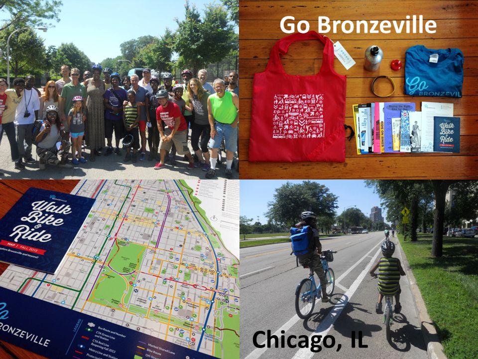 Go Bronzeville Chicago, IL