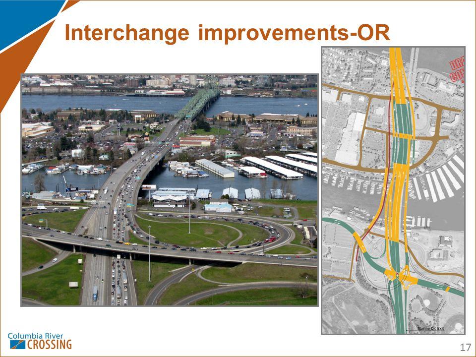 17 Interchange improvements-OR