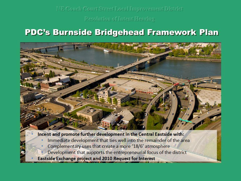 Burnside Bridgehead Development Status