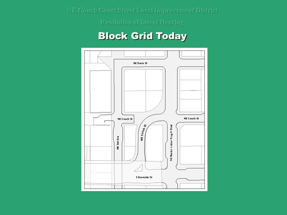 Block Grid Proposed