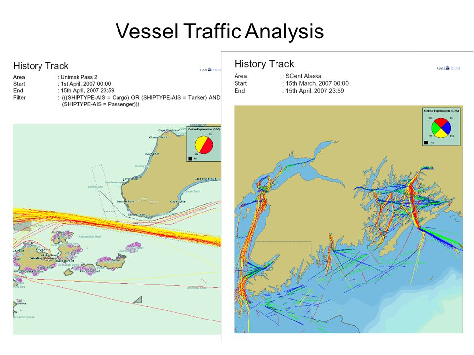 Vessel Traffic Analysis