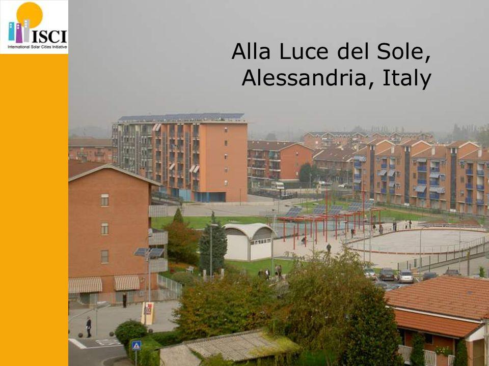 Alla Luce del Sole, Alessandria, Italy