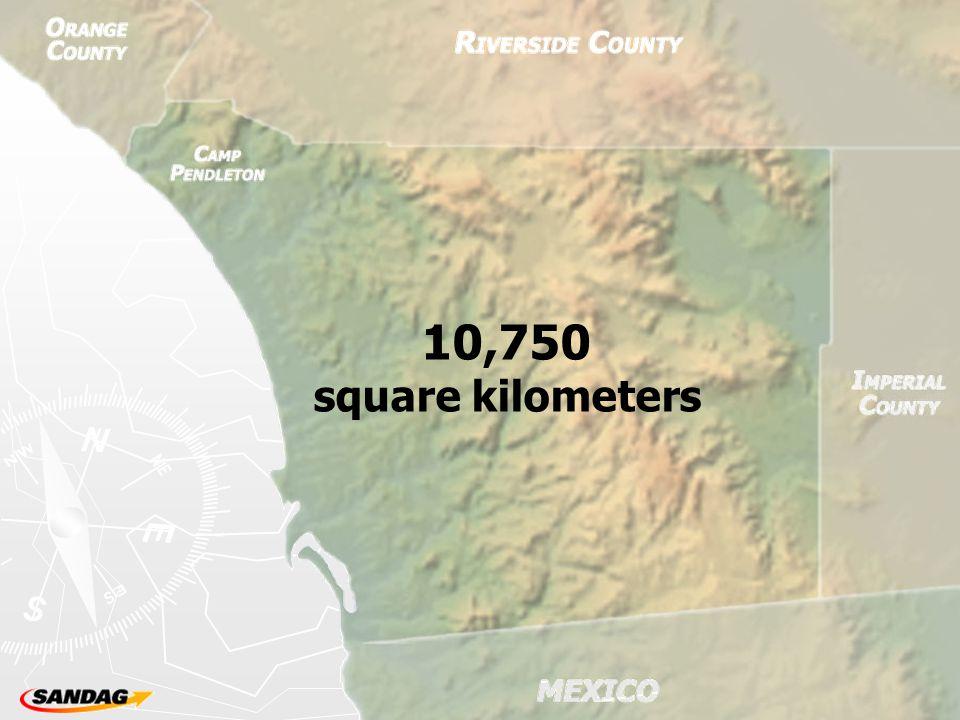 10,750 square kilometers
