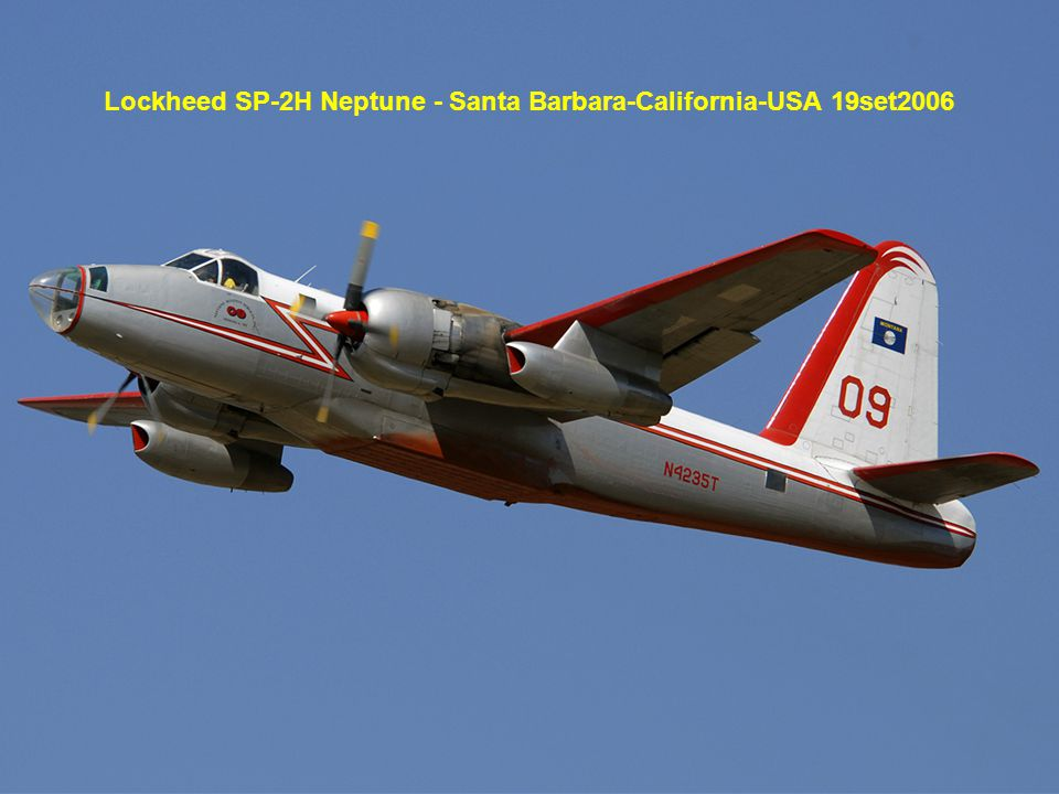 Lockheed SP-2H Neptune - Santa Barbara-California-USA 19set2006