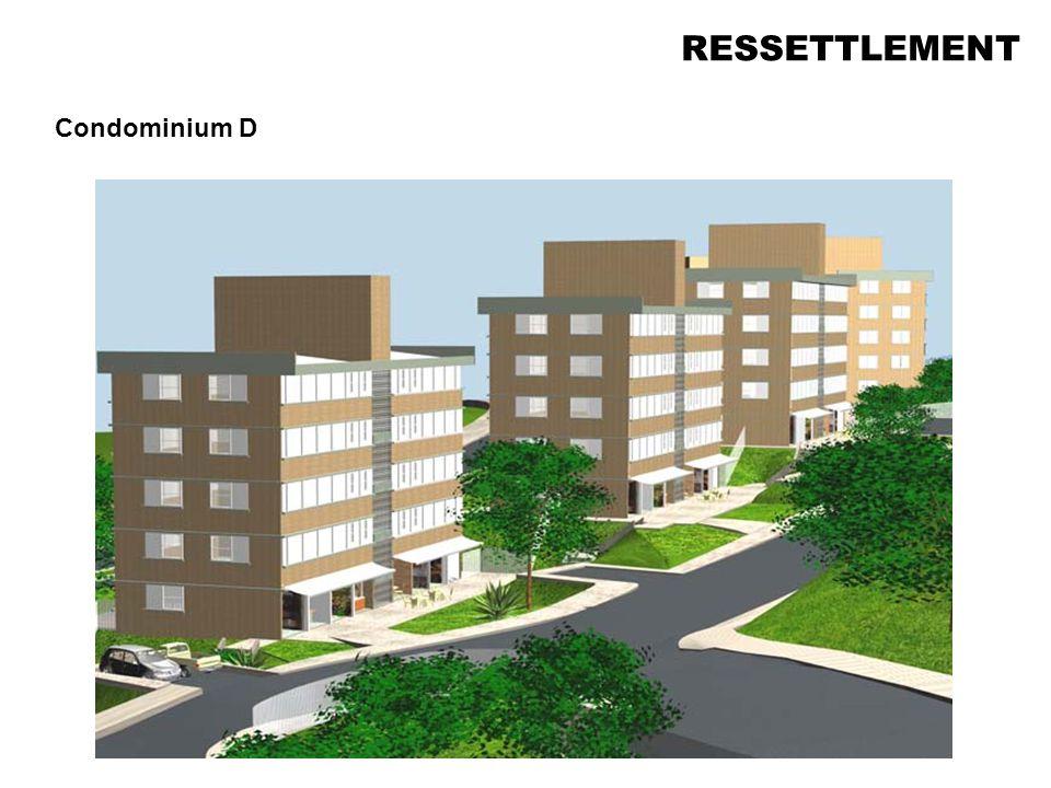 Condominium D RESSETTLEMENT