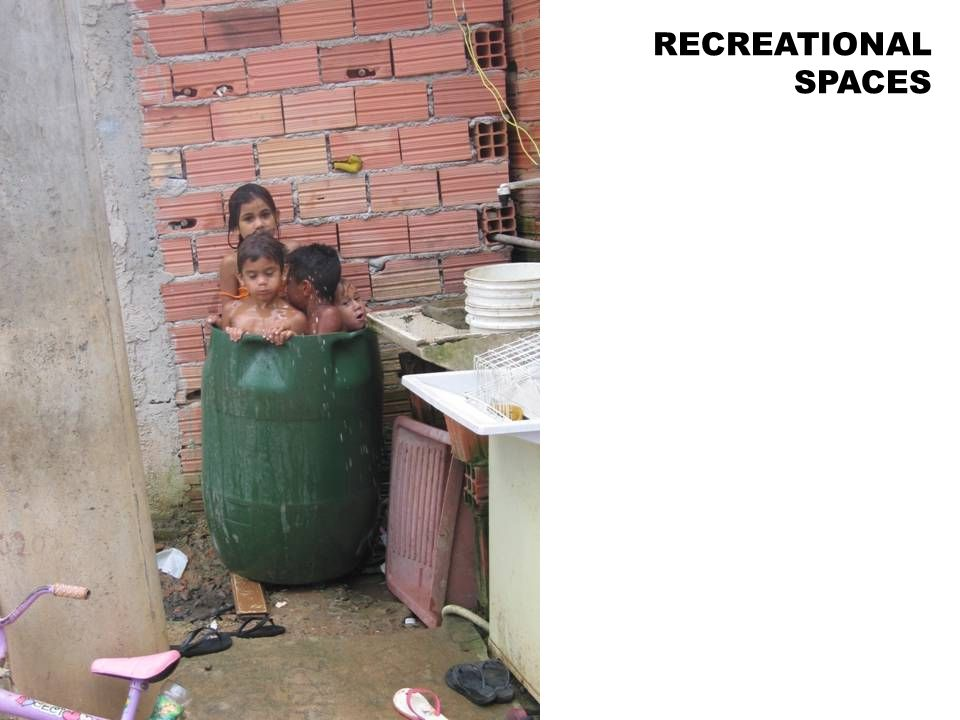 RECREATIONAL SPACES
