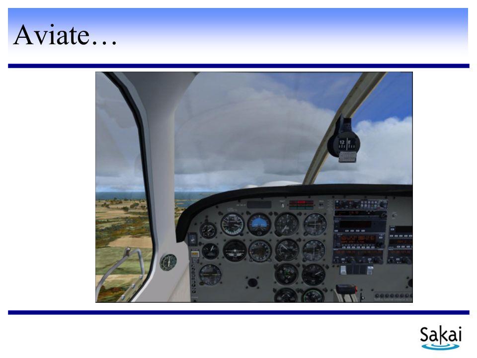 Aviate…