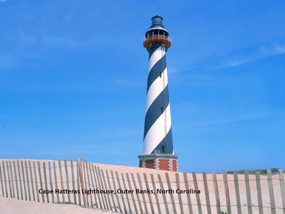 Cape Hatteras Lighthouse, North Carolina