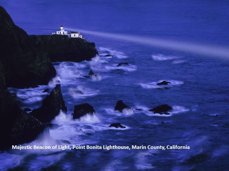 Long Beach Lighthouse at Sunset