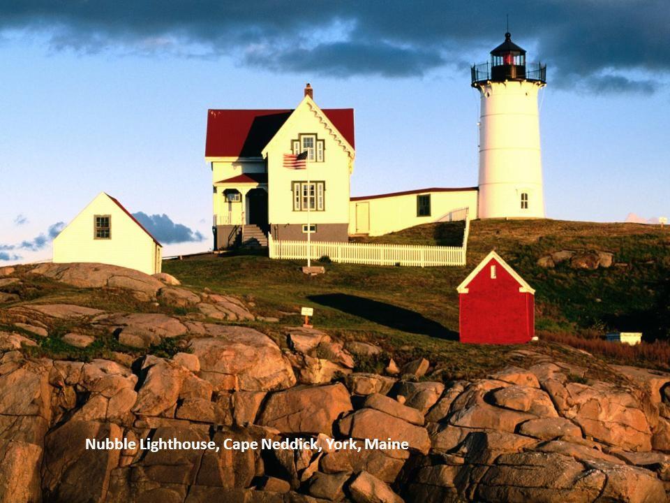 North Head Lighthouse, Pacific County, Washington