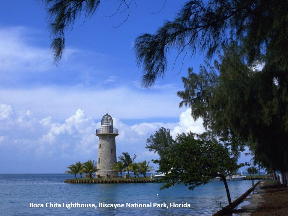 Boca Chita Key Harbor, Biscayne National Park, Florida