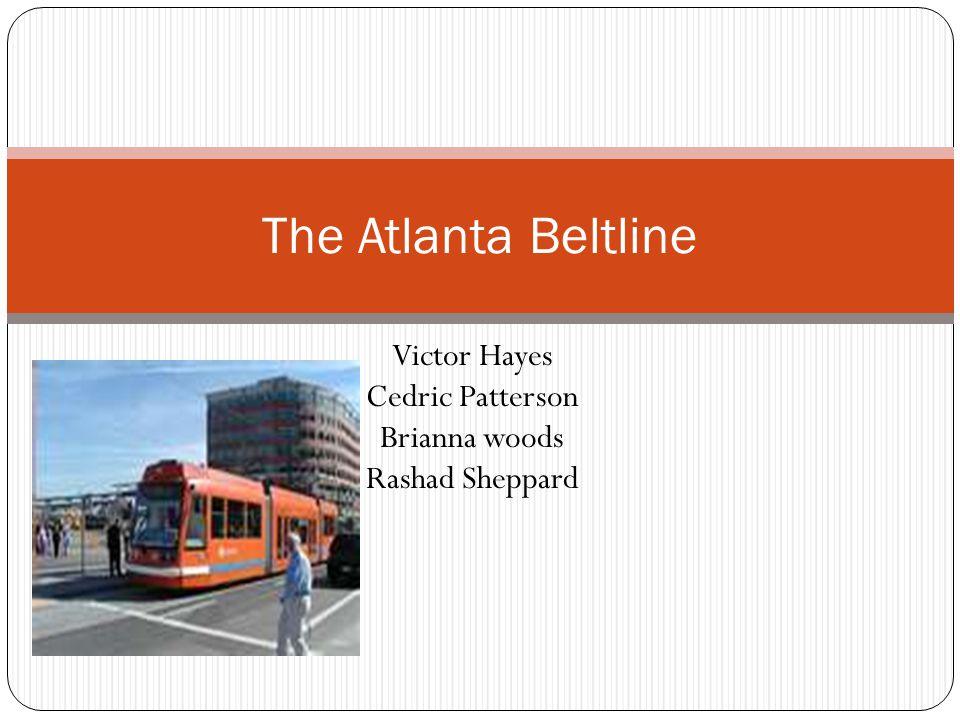 Victor Hayes Cedric Patterson Brianna woods Rashad Sheppard The Atlanta Beltline