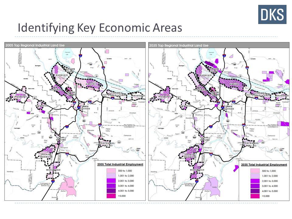 Identifying Key Economic Areas
