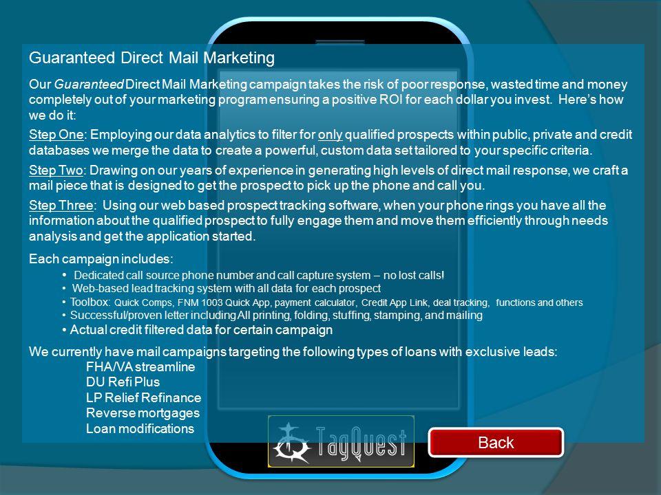 Home Client Management Call Capture