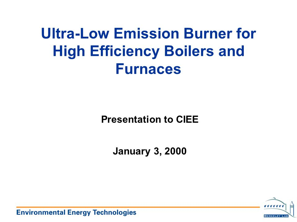 UHC also depends on chamber/burner interaction.