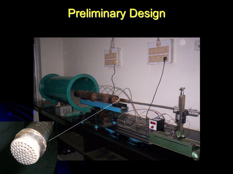 Preliminary Design