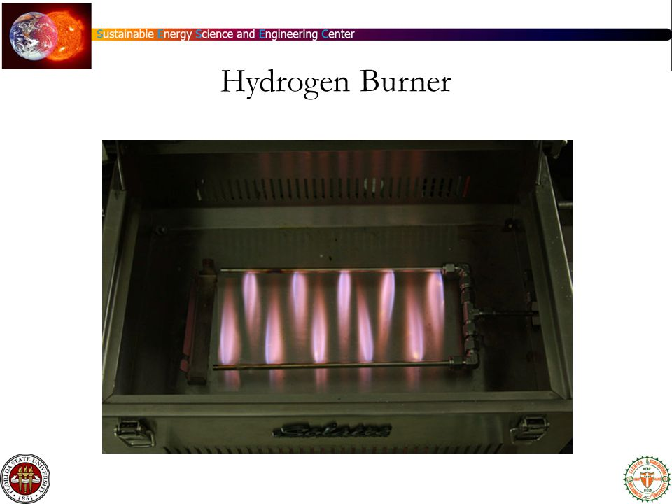 Hydrogen Burner