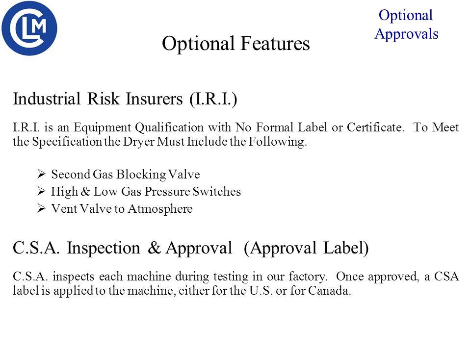Industrial Risk Insurers (I.R.I.) I.R.I.