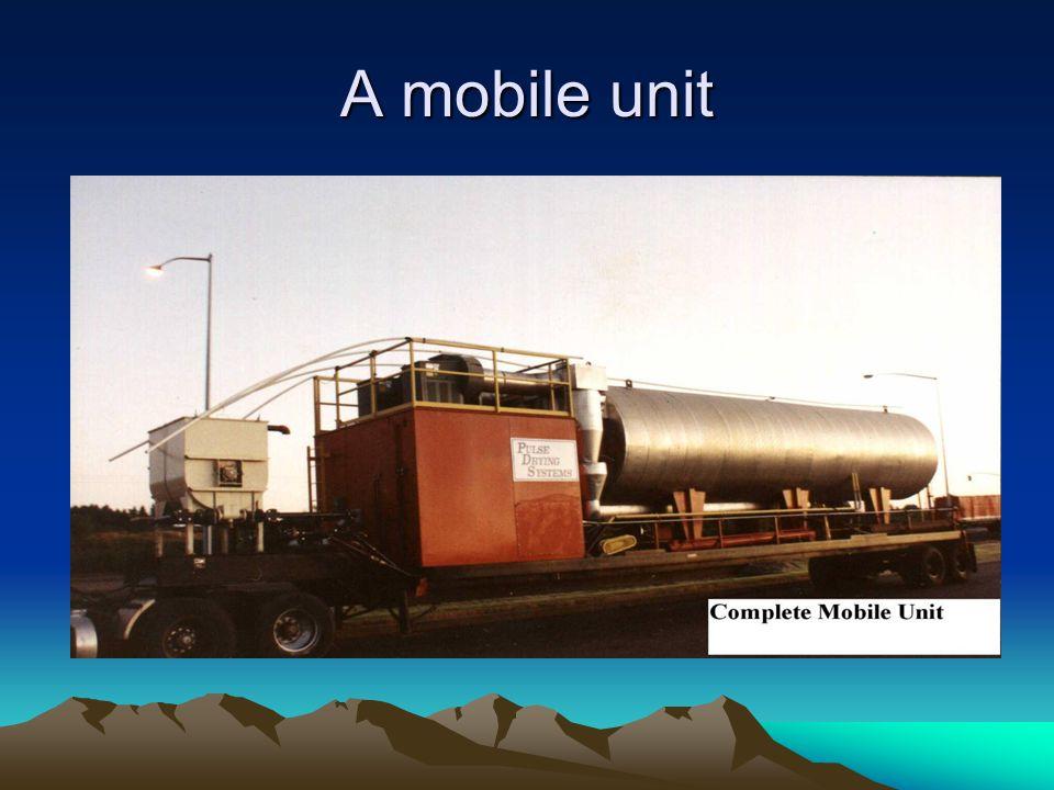 A mobile unit