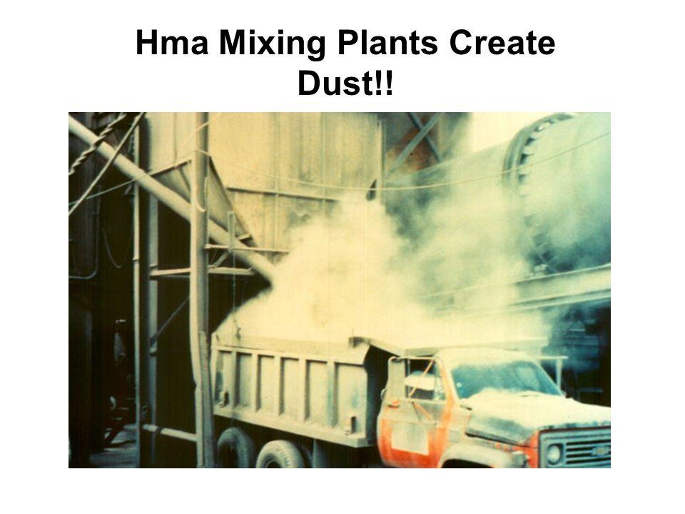 NCAT 11 Hma Mixing Plants Create Dust!!