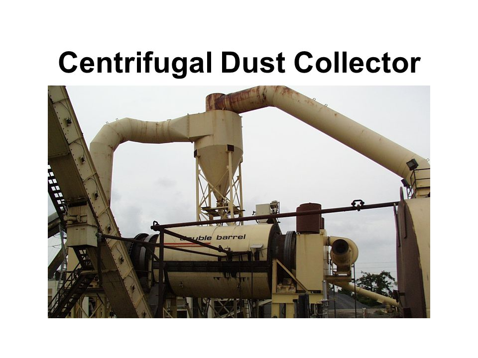 NCAT 12 Centrifugal Dust Collector