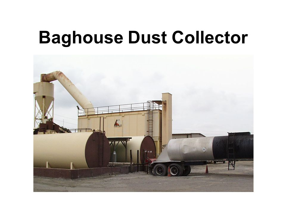 NCAT 13 Baghouse Dust Collector