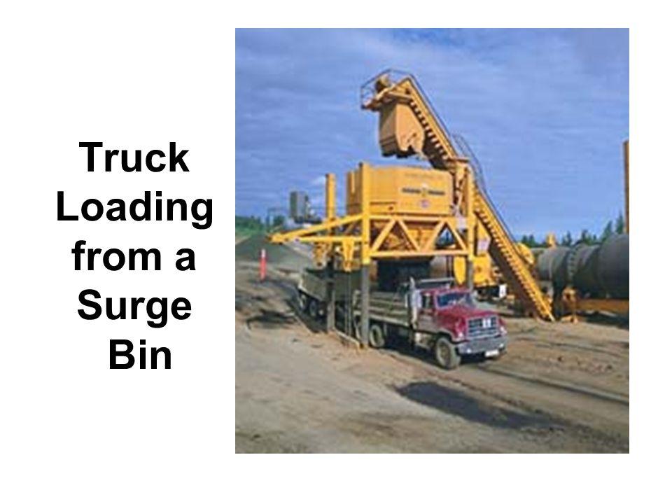 NCAT 22 Truck Loading from a Surge Bin