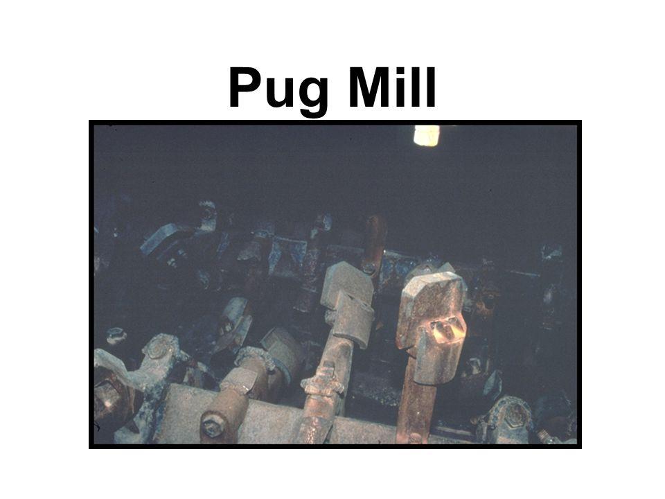 NCAT 28 Pug Mill
