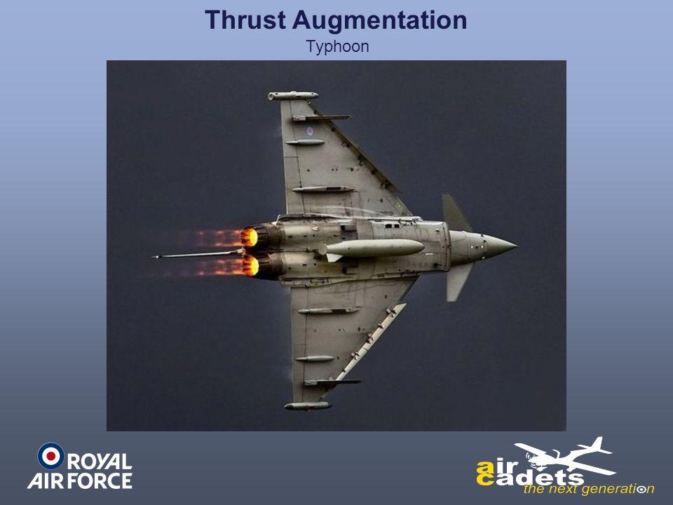Thrust Augmentation Typhoon