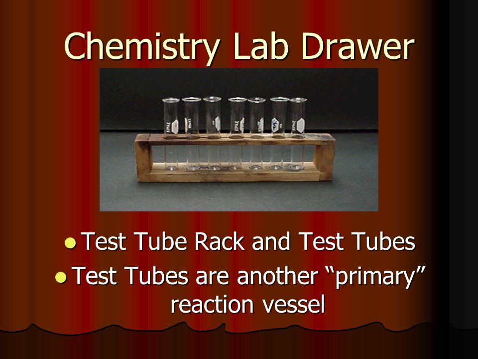Chemistry Lab Drawer Beakers Beakers