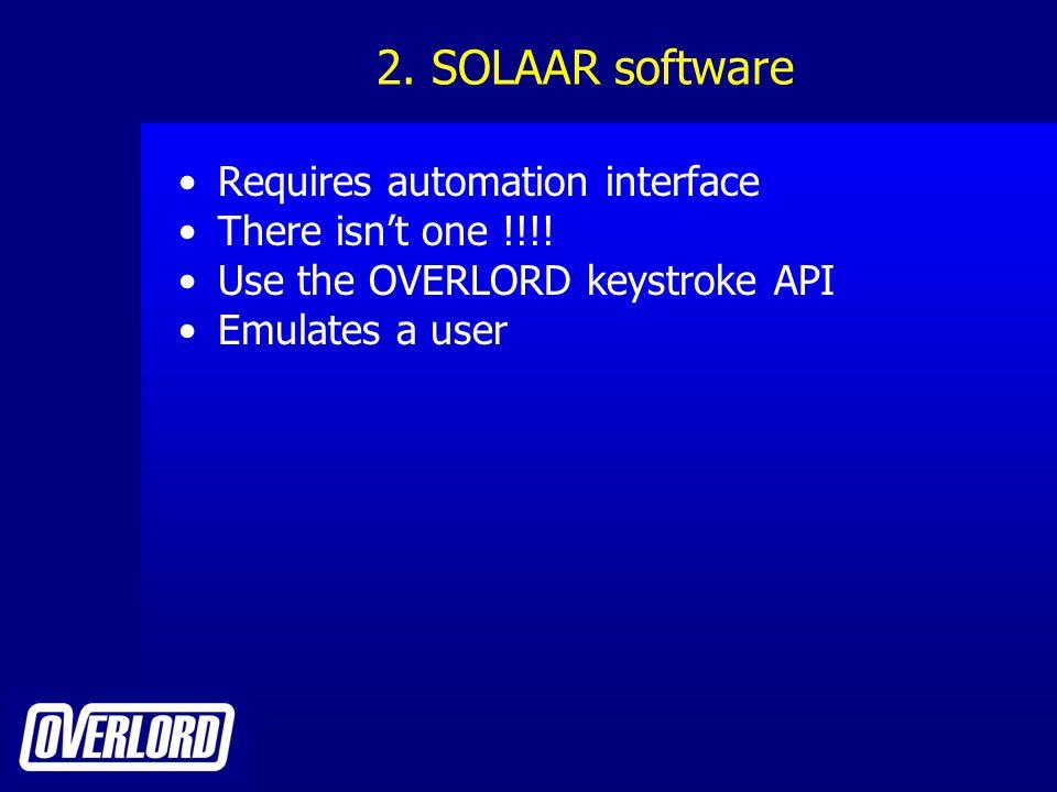 Instrument control – Round Robin Load, unload busy, error .