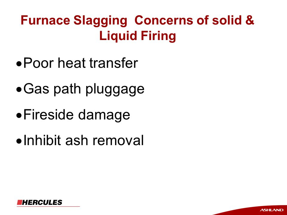 Typical Location of Fouling and Slagging in Coal Fired Boiler